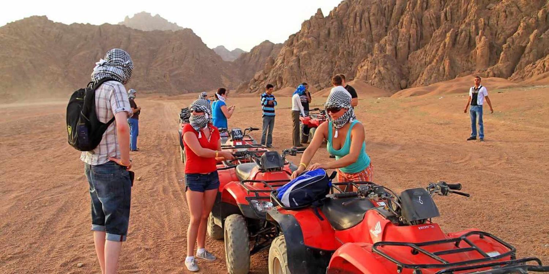 Quad Tour Hurghada | Quad Tour Marsa Alam