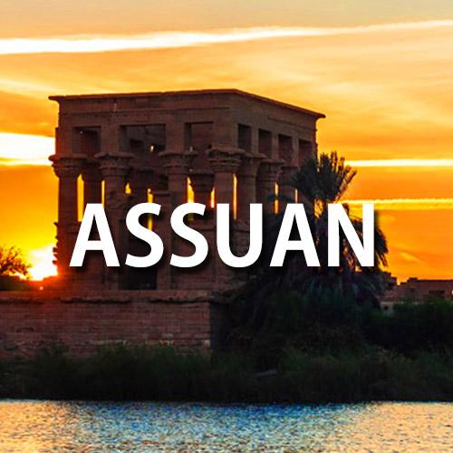 Assuan & Abu Simbel Zwei Tage privat