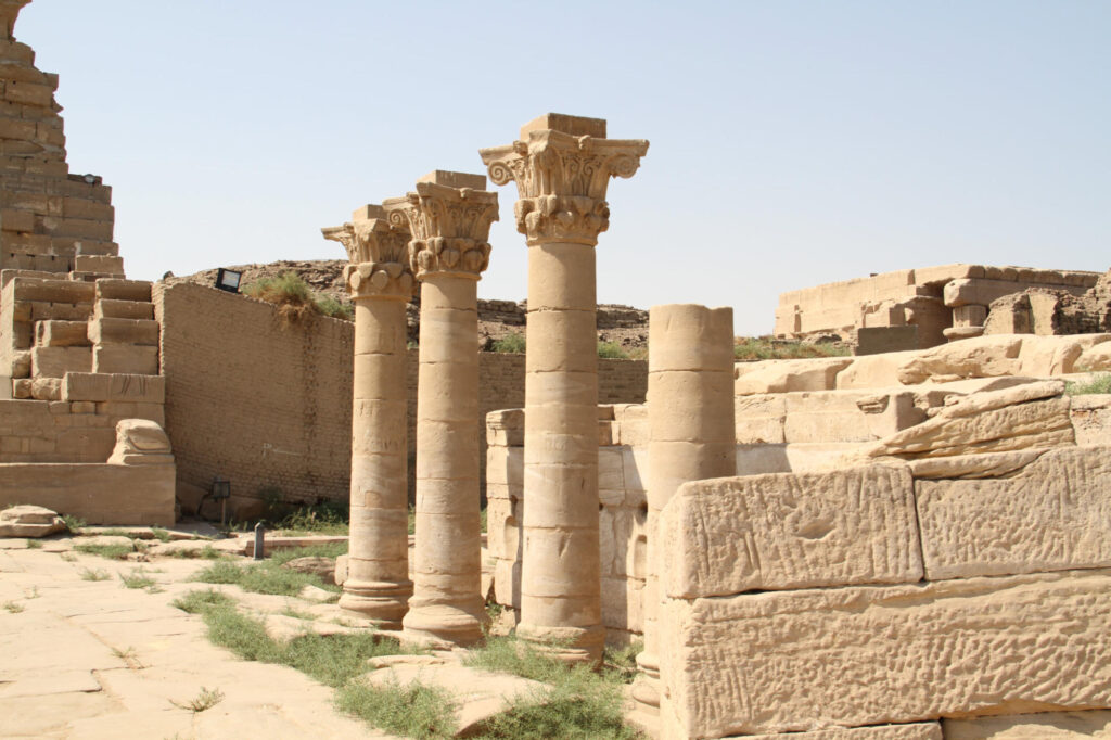 Luxor Dendera Abydos 3 Tage