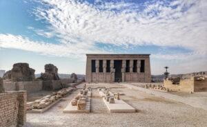 Luxor Dendera Abydos 3Tage