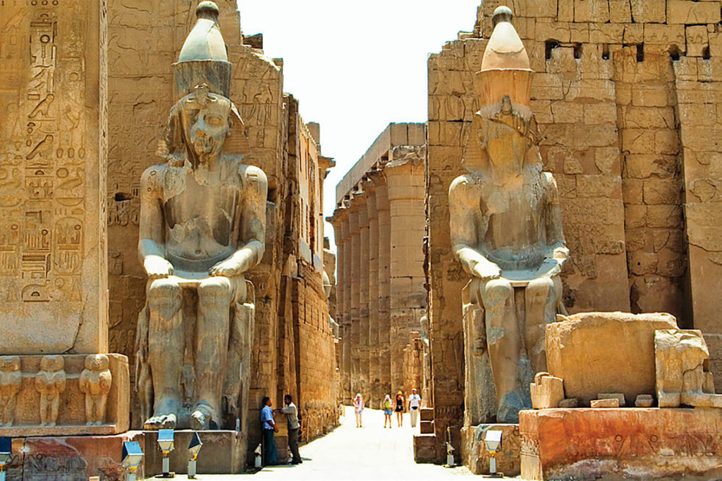 Luxor Dendera Abydos 3Tage - Memnon Reisen