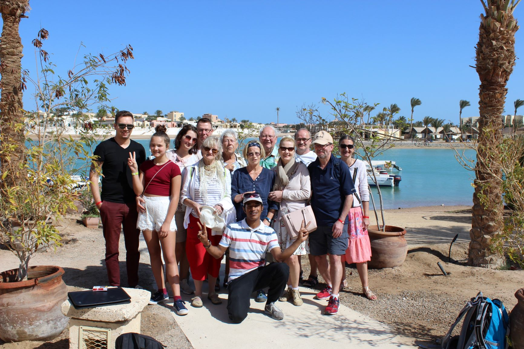 Memnon Reisen Hurghada