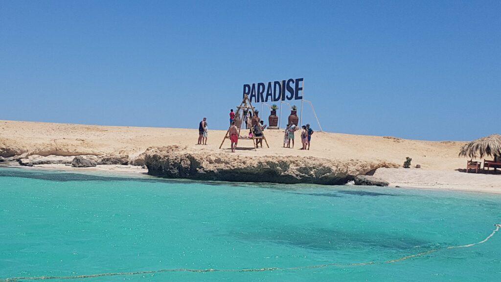 Paradise Schnorchelausflug