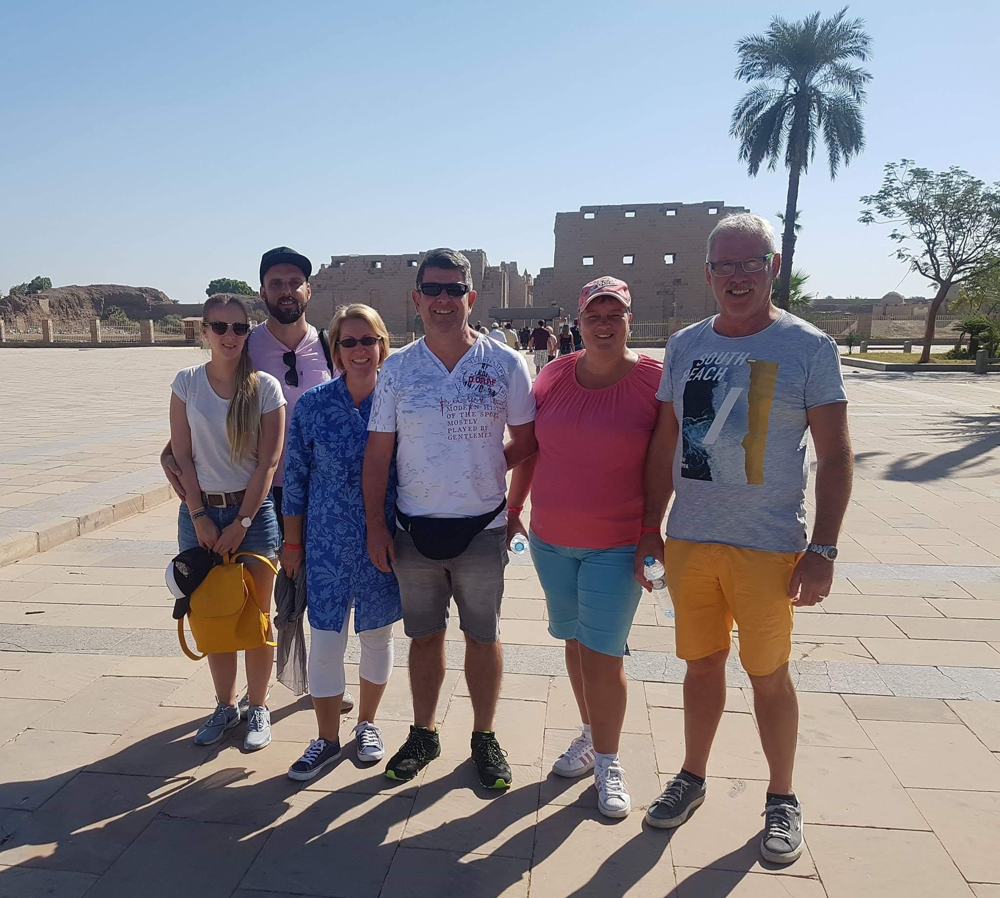 Memnon Reisen Gästebuch