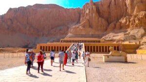 Luxor Tagesausflug privat Memnon Reisen