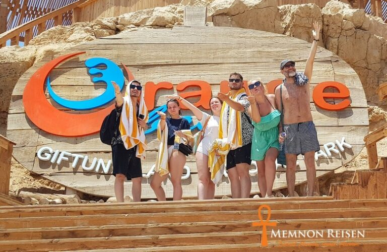 Orange Bay Ausflüge - Memnon Reisen Hurghada