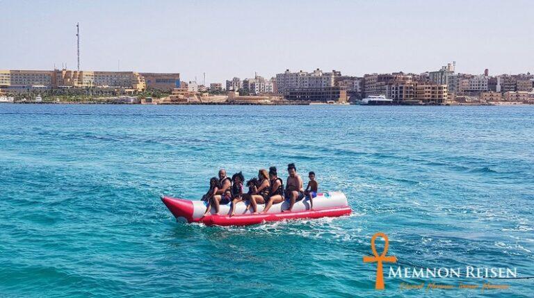 Inseltraum Orange Bay - Memnon Reisen Hurghada