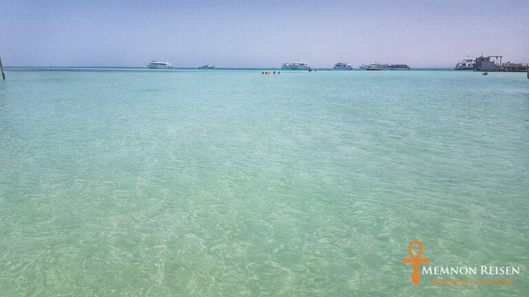 Orange Bay Schnellboot Hurghada - Memnon Reisen Hurghada