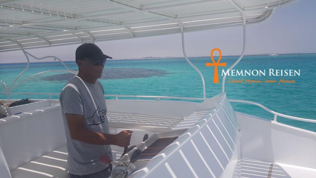 Private Schnorcheltour& Private Bootstour - Memnon Reisen Hurghada
