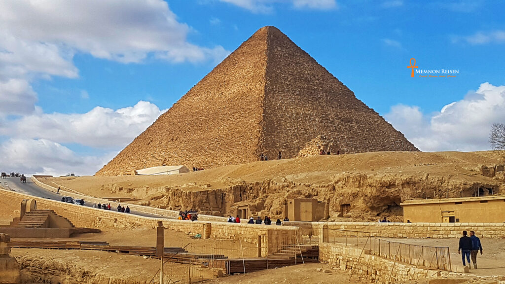 Privater Ausflug nach Kairo