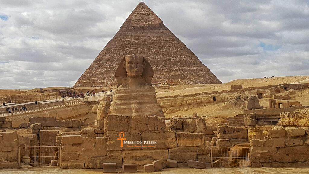 Pyramiden von Sakkara, Dahschur und Gizeh ( Exklusiv)