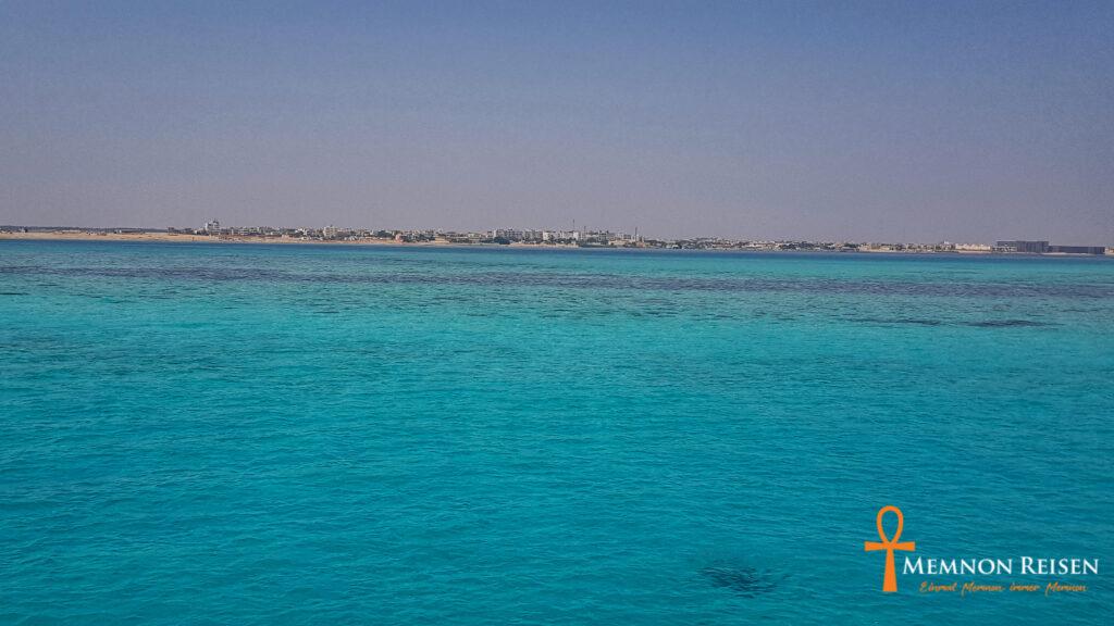 Delfinschwimmen Hurghada Schnorcheln & Schwimmen