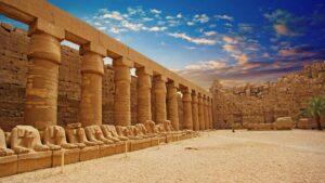 Privater Ausflug von Port Ghalib nach Luxor & Tal der Könige